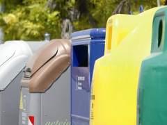Barcelona comienza la recogida selectiva de residuos puerta a puerta en Sarrià