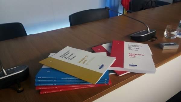 Presupuestos Generales de Asturias