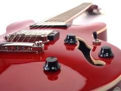 Las guitarras Gibson, al borde de la quiebra