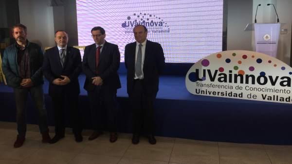 Presentación del proyecto Uvainnova