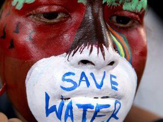 Maquillaje en defensa del medioambiente