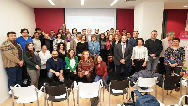 Participantes en la jornada sobre Economía Circular