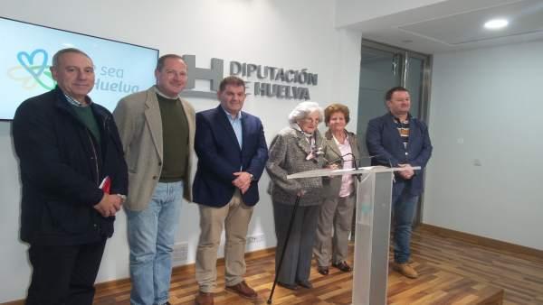 Nota De Prensa Y Fotos De Hoy, 19 De Febrero, Proyecto Recuperación Documentos S