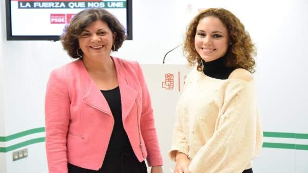 Fuensanta Lima y Noelia Suarez