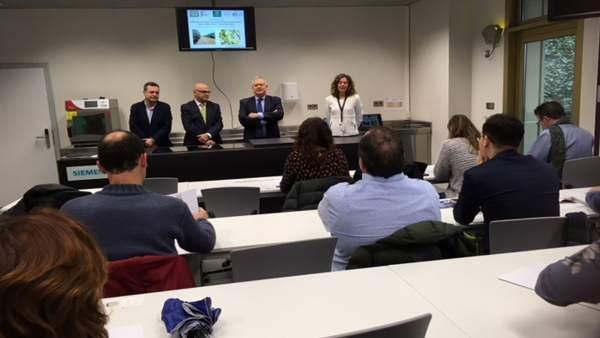 Inauguración del Curso de Experto en Análisis de AOVE de alta gama.