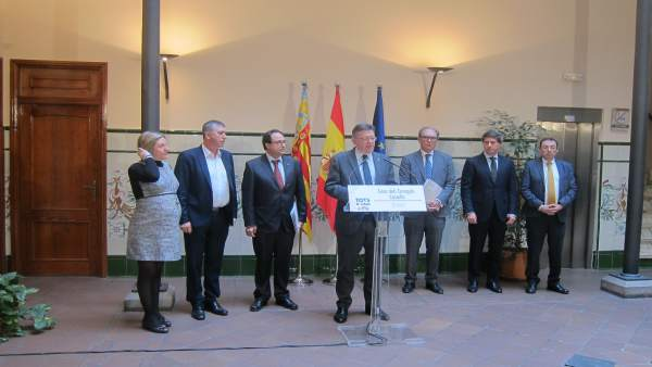 Puig creu que la reforma de la Llei Electoral Valenciana millorarà la qualitat democràtica