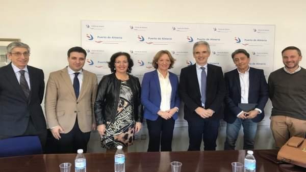 La APA se reúne con la Agencia Andaluza de la Energía