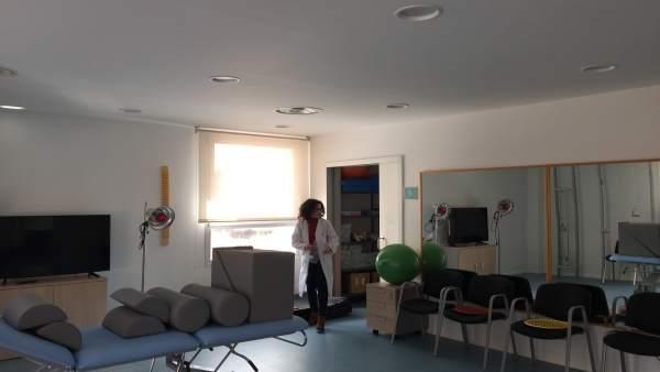 Nuevo servicio de fisioterapia de Atención Primaria en Illueca y Darcoca.