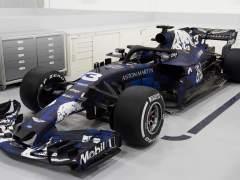 Red Bull presenta el RB14, la última creación de Newey