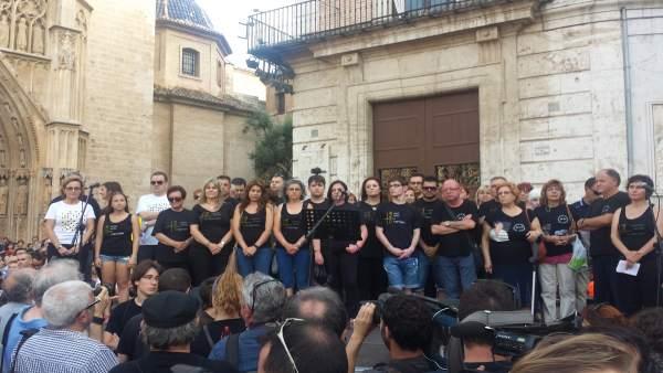 L'Audiència de València reobri la causa de l'accident de metro després de tres arxius en veure indicis de delicte