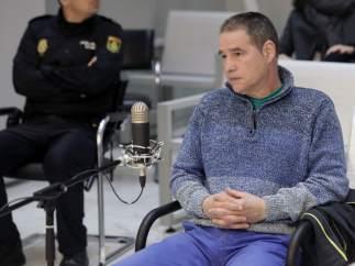 El etarra Anton Troitiño es juzgado por la Audiencia Nacional
