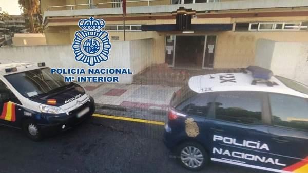 Nota De Prensa 'La Policía Nacional Ha Esclarecido El Robo Con Violencia E Intim