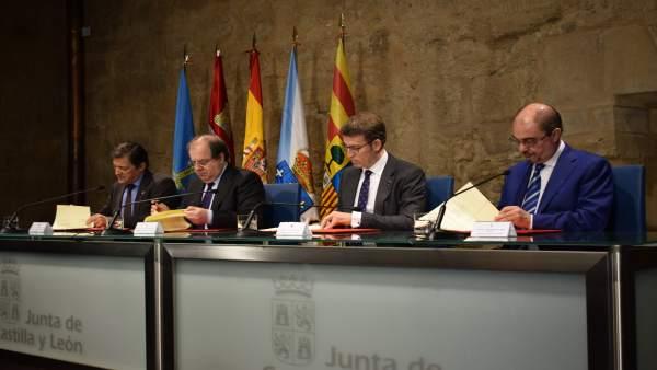 Fotos Cumbre Presidentes