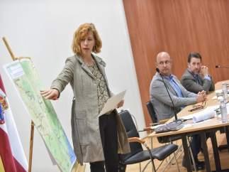 Presentación de los proyectos