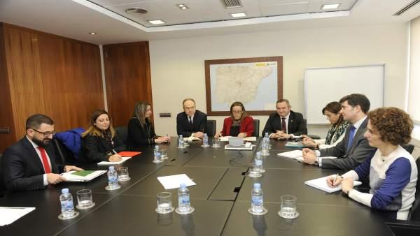 Reunión de Adif, Ayuntamiento de Lugo y Xunta