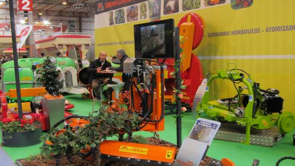 Feria Internacional de Maquinaria Agrícola.