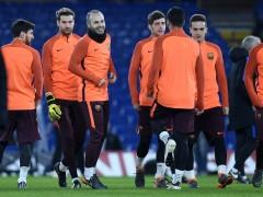 El Barça busca otra página dorada en Stamford Bridge