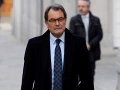 Libertad sin fianza para Artur Mas tras declarar en el Supremo