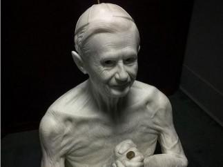 Jago, el escultor autodidacta que sueña con ser Miguel Ángel