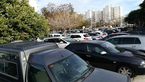 UGT denuncia la falta de aparcamientos en el Polígono de Llevant