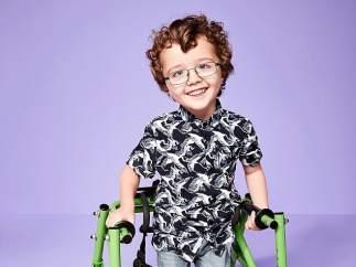 Niños con discapacidad