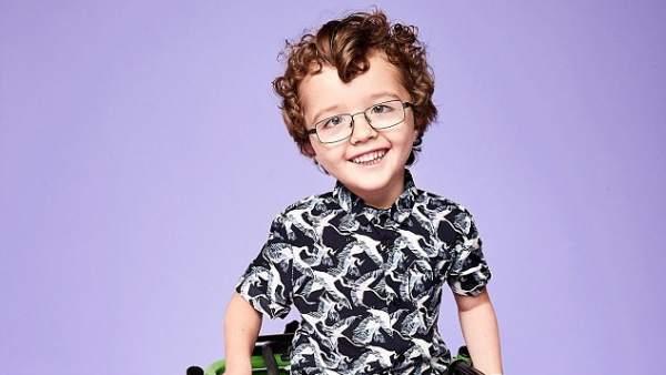 Modelos Infantiles Con Discapacidades Protagonizan Una Campana Sobre - Ninos-modelos
