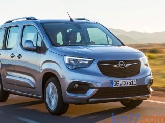 Opel Combo Life, sustituto del Opel Combo Tour