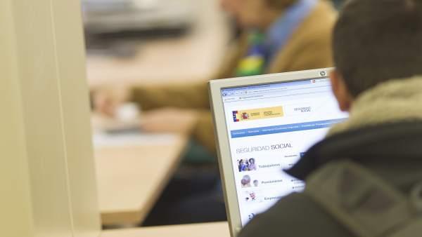 Els afiliats estrangers a la Seguretat Social a la Comunitat registren un creixement interanual de 6,93% al gener
