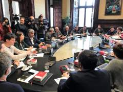 El Parlament congela la reforma de la Ley de la Presidencia