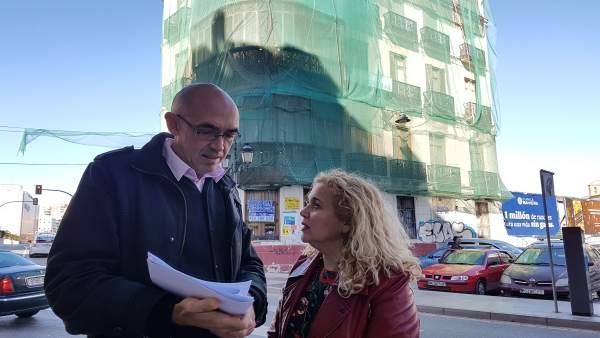 Nota, Fotos Y Moción Mpg Exige Al Alcalde Que No Firme Más Adendas Con La Promot