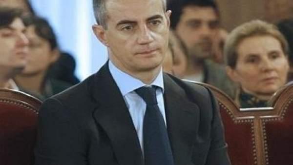 Costa comunica a les Corts la impossibilitat de comparéixer en la Comissió de Fira València pel juí de Gürtel
