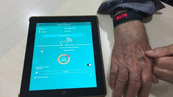 La app Arrhytmial desarollada por un médico de Gata de Gorgos