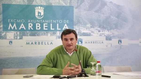 Felix Romero. Marbella
