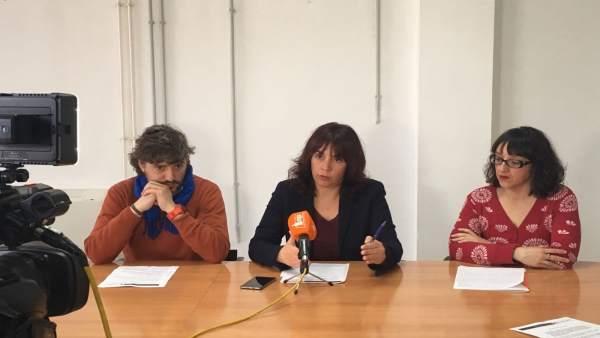 Diputación impulsa en Loja un proyecto de Cruz Roja