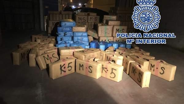 Nota De Prensa Definitiva Policía Nacional Nota De Prensa Con Enlace De Vídeo Y
