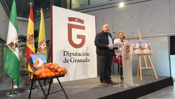 Presentación de la carrera de La Naranja