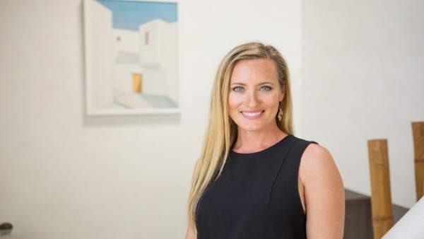 La ejecutiva de Google Ann Hiatt