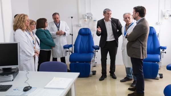 Visita Hospital De Ofra