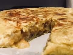 La receta de tortilla de patatas de Cepeda en Instagram