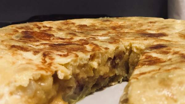 La tortilla de Cepeda