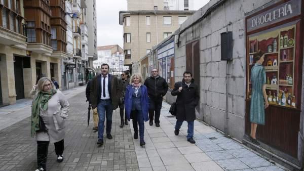 11:30Ayuntamiento De Santoña La Vicepresidenta Y Consejera De Universidades E