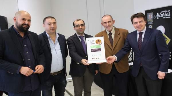 Presentación certamen 'El Mejor Pote Asturiano'