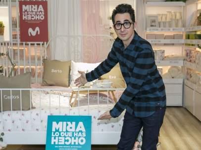 Berto Romero presenta Mira lo que has hecho