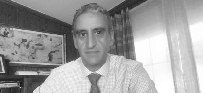 ANTONIO F. MURILLO CANCHO. PROFESOR DE LA UNIVERSIDAD DE ALMERÍA Y DEL CUNIMAD