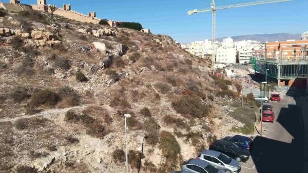 Entorno de La Alcazaba de Almería