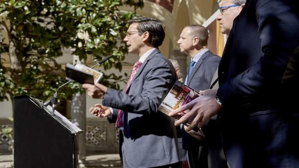 Presentación de la décima edición de Granada de Tapas