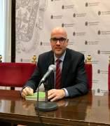 El diputado provincial de Ciudadanos Raúl Fernández