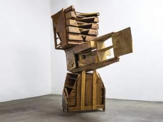 Jorge Peris. La patética para instrumento innombrable, 2018. Galería Luis Adelantado.