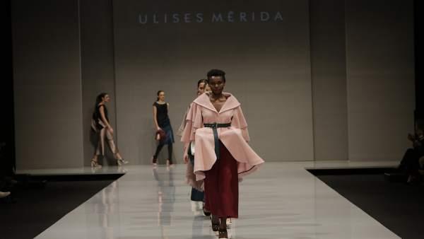 El diseñador Ulises Mérida presenta su colección en Code 41 Trending Day