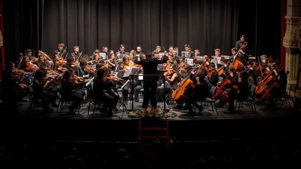 Orquesta Sinfónica del Conservatorio de Música de Huelva 'Javier Perianes'